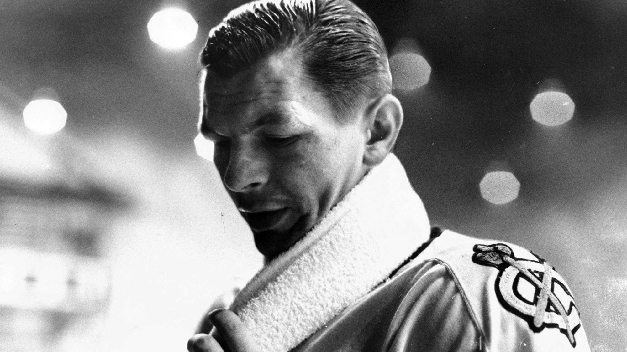 Blackhawks great Stan Mikita dies at 78   He was hard-working. He was  unselfish. He was a superstar.  - Chicago Tribune 09cb42a6b