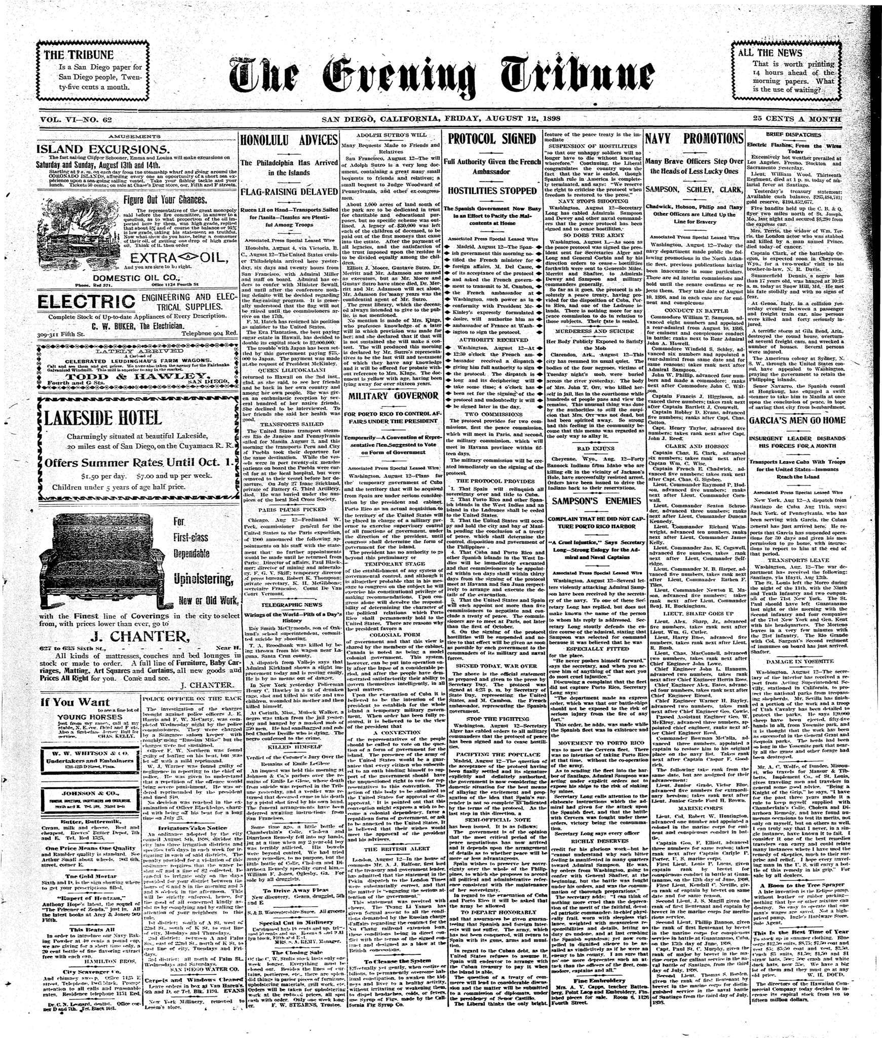 August 12, 1898