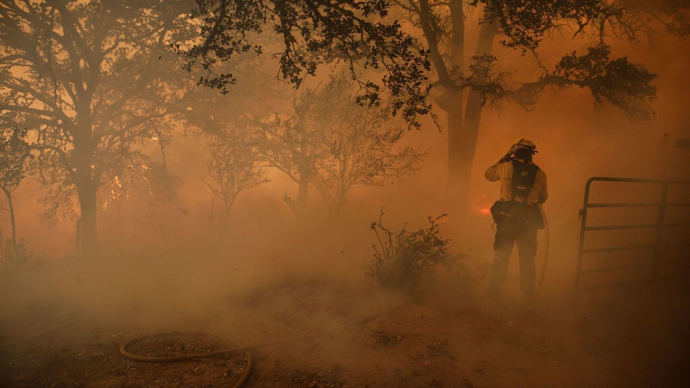 Did you evacuate for a California wildfire? Tell us what you took with you