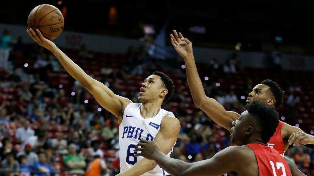 Not again: Sixers rookie Zhaire Smith reportedly suffers ...