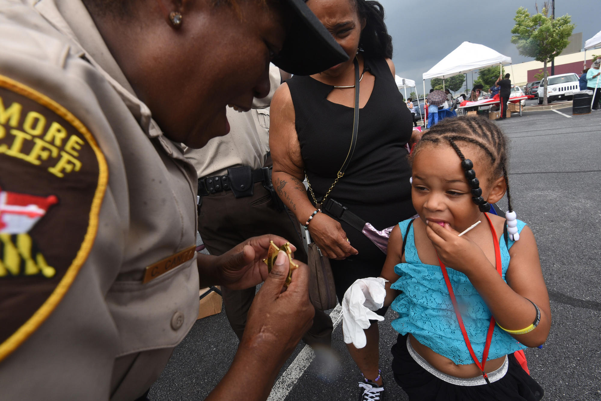 Police and communities gather for National Night Out events across Baltimore region | Baltimore Sun