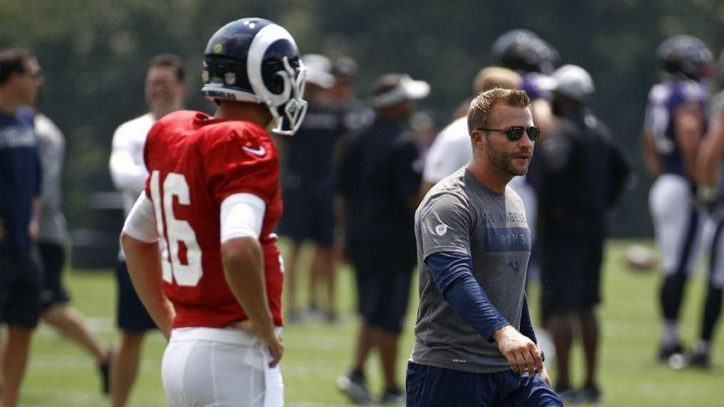 Key Rams starters may sit out preseason opener at Ravens, but plenty of roster competition to observe