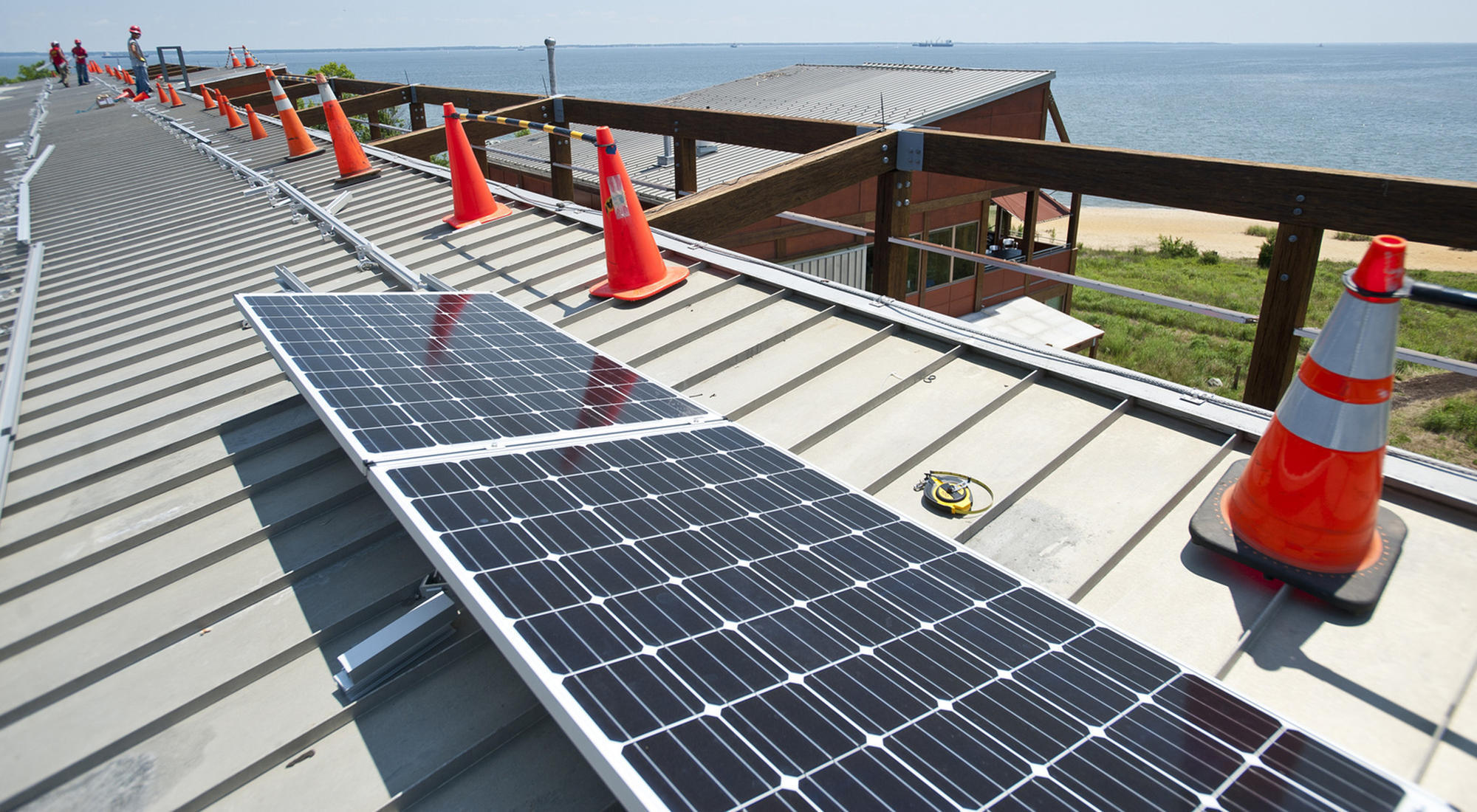 County Executive Steve Schuh Proposes Stronger Solar Panel Laws Ford Roof Capital Gazette