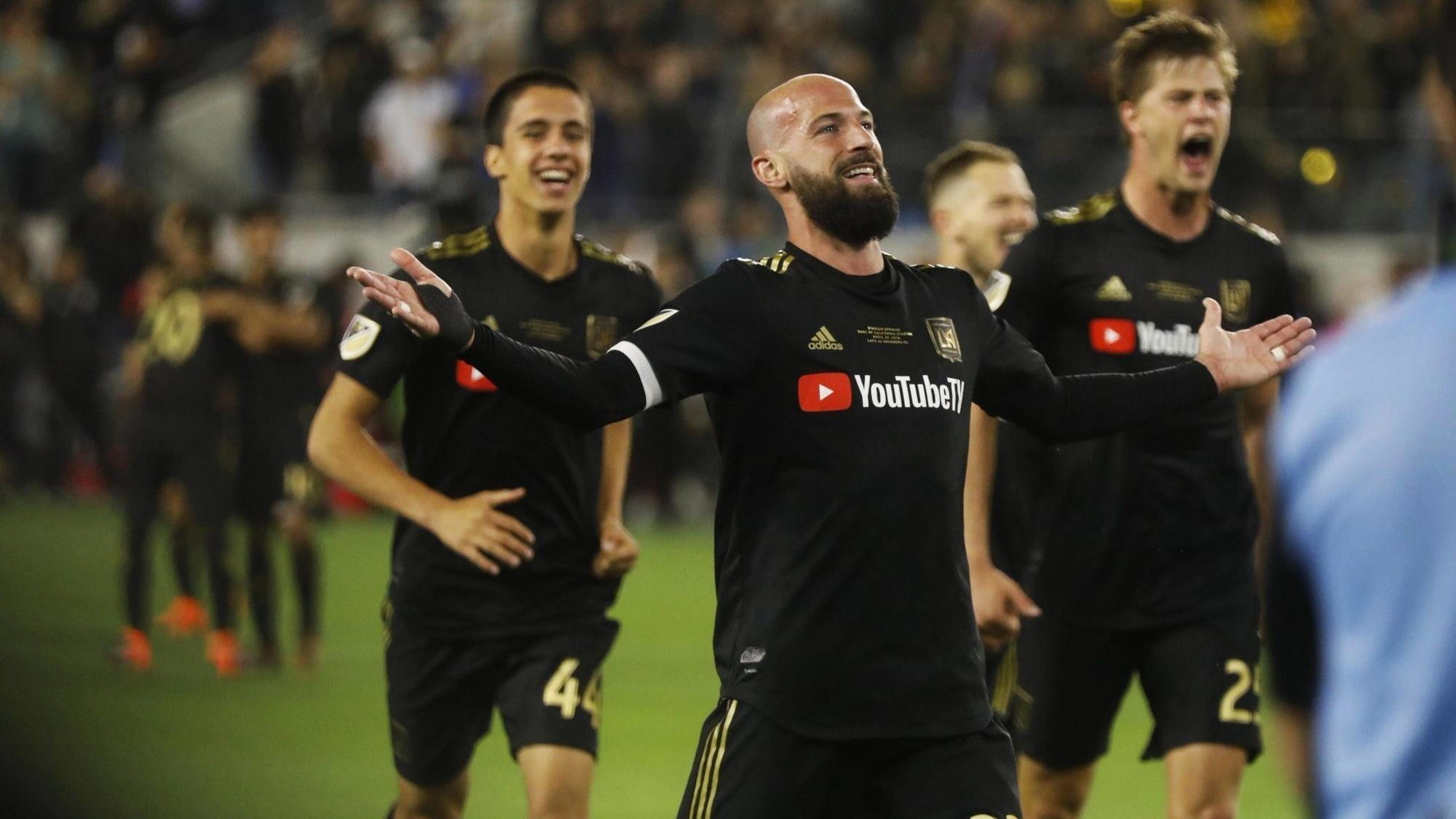 LAFC takes away a lot from loss to Dynamo in Open Cup semifinals