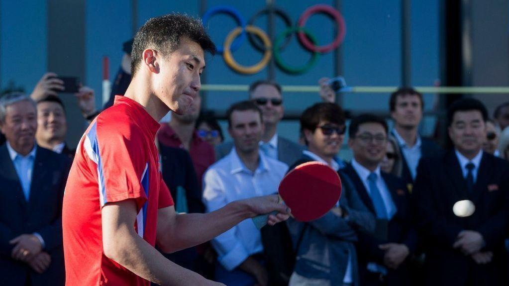 U.N. again blocks shipment of sports gear to North Korean athletes