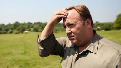 Alex Jones and the very real fears of many white men