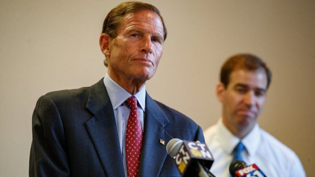 Blumenthal Seeks Documents From Kavanaugh's White House Stint | Hartford Courant