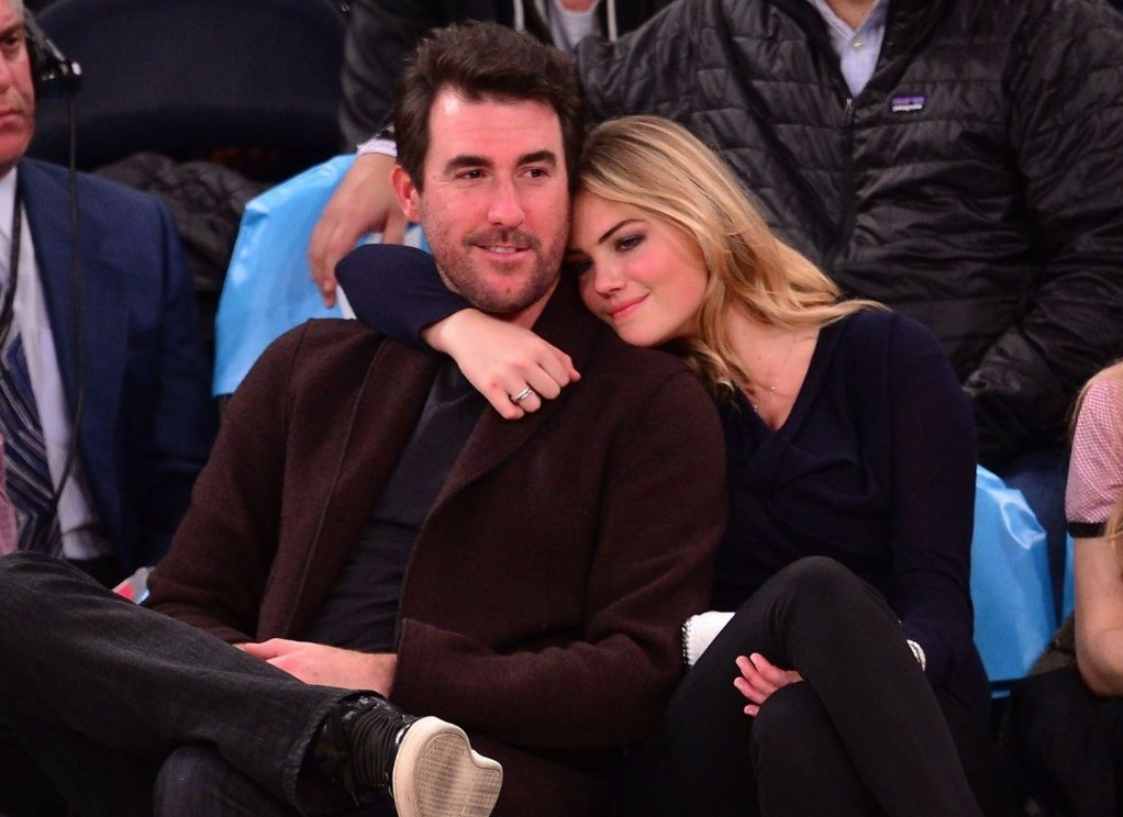 Justin Verlander says Kate Upton saved his life from depression
