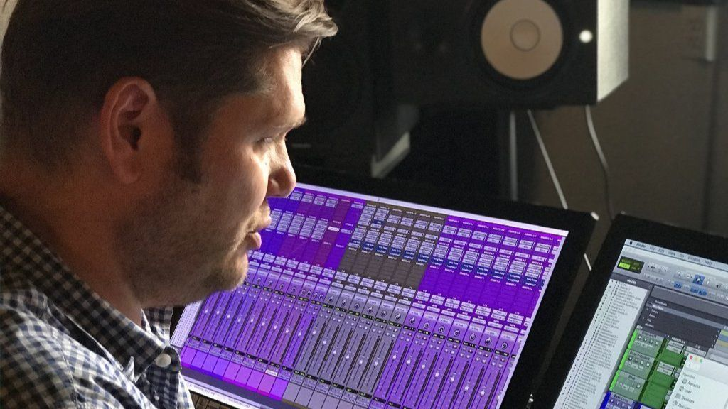 Bound by sound: Catonsville music producer connects with clients, local community | Baltimore Sun