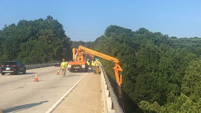 Part of I-70 west closed for emergency repairs | Baltimore Sun