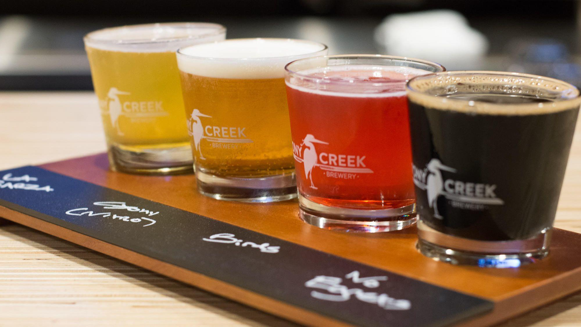 Stony Creek Joins Foxwoods With 7,100 Square-Foot Brewery | Hartford Courant
