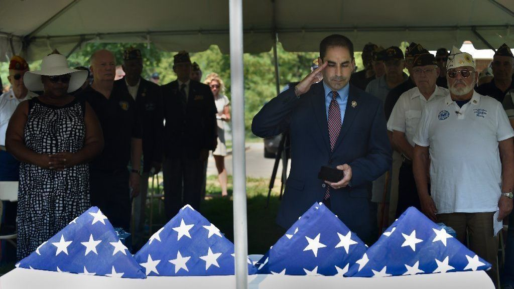 WWII Veterans Receive Military Funerals Decades After Remains Went Unclaimed | Hartford Courant