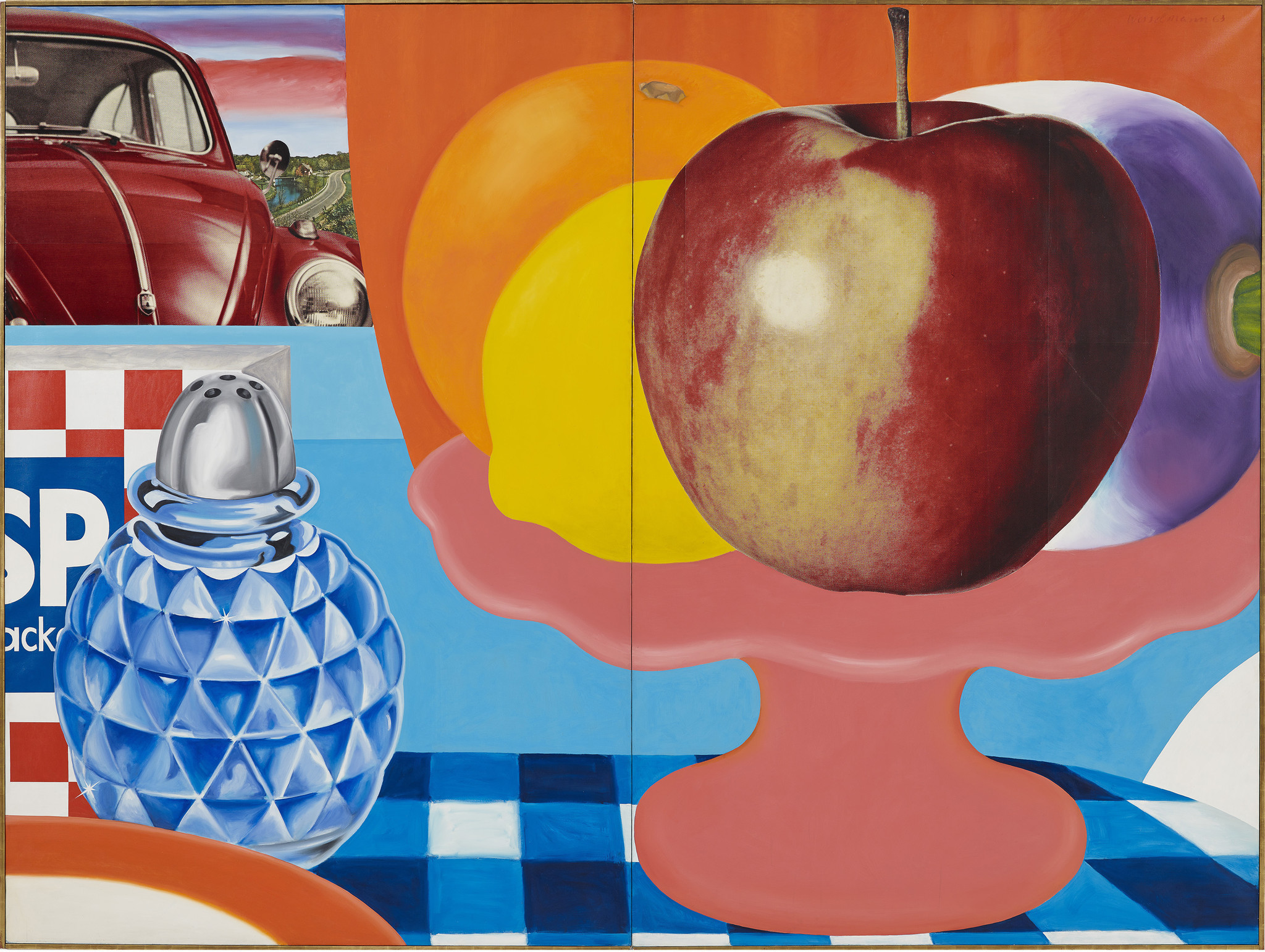 Tom Wesselmann at Gagosian Gallery