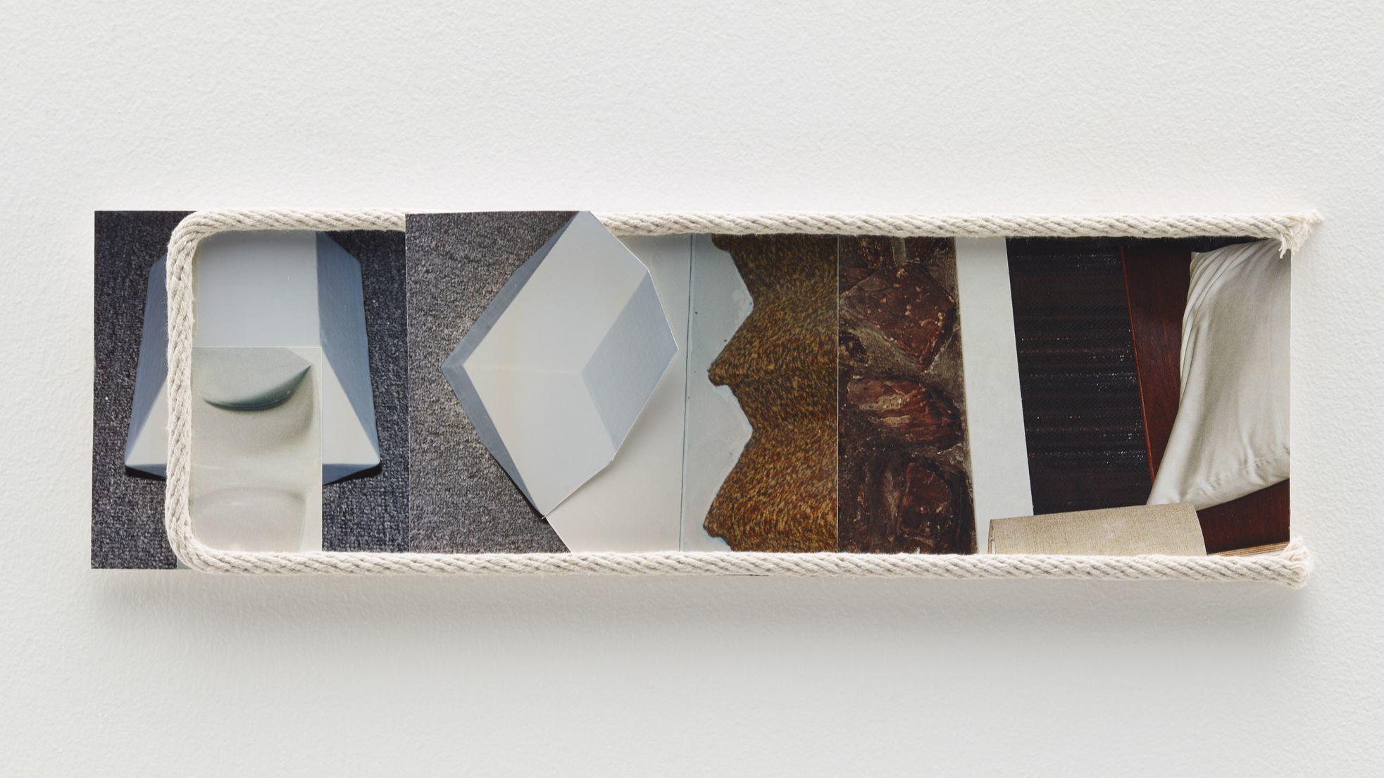 Vincent Fecteau at Matthew Marks Gallery