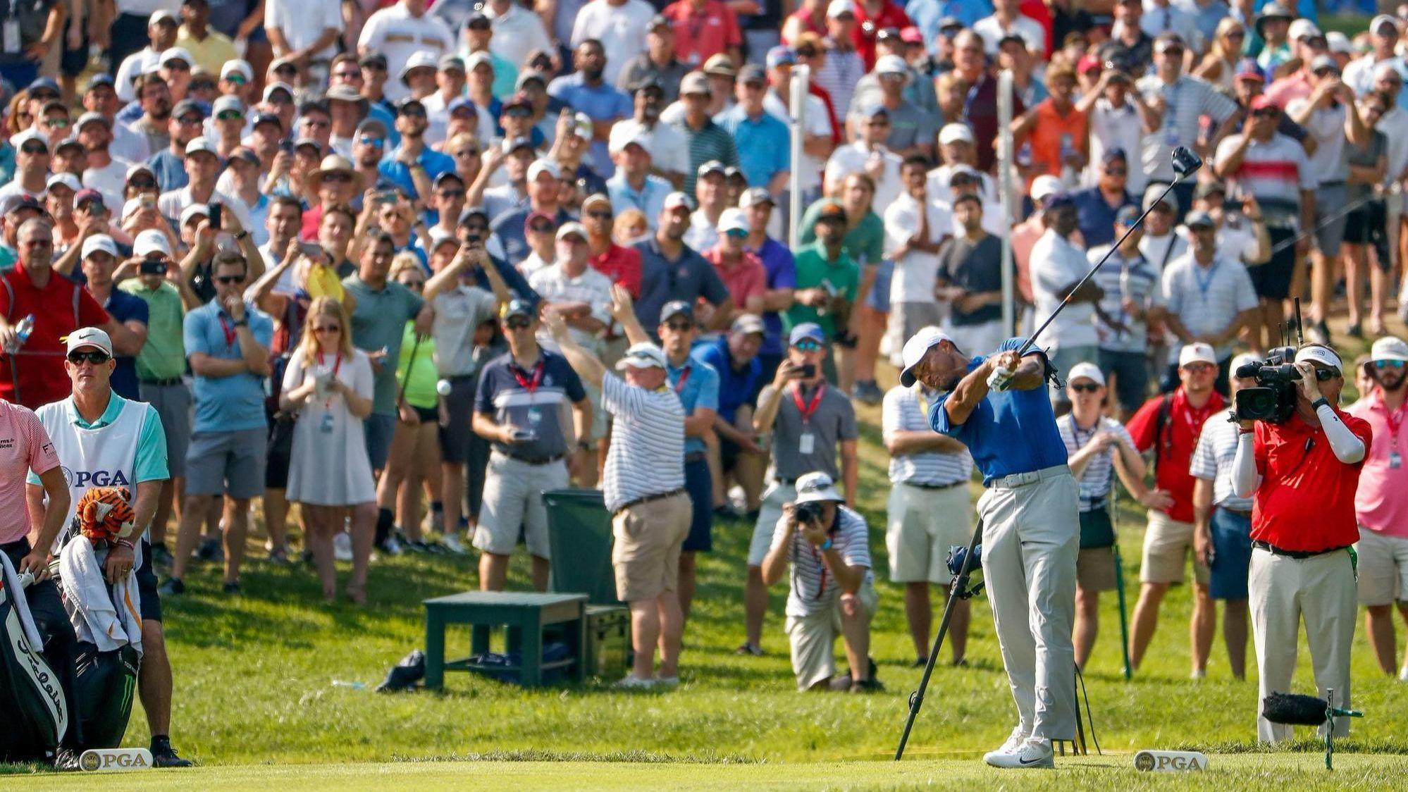 PGA Championship notes: Tiger Woods in contention, but he could have been closer