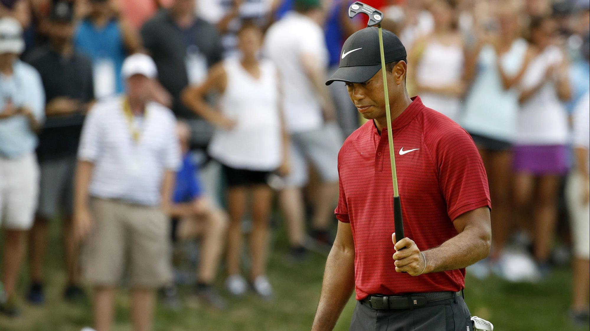 After second-place finish,Tiger Woods' future looks much clearer