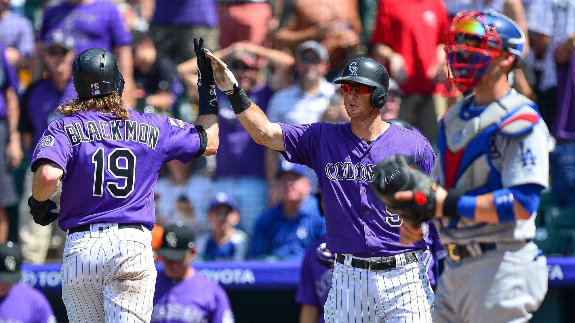 Dodgers' bullpen allows Rockies to get away in 4-3 loss - The San Diego Union-Tribune