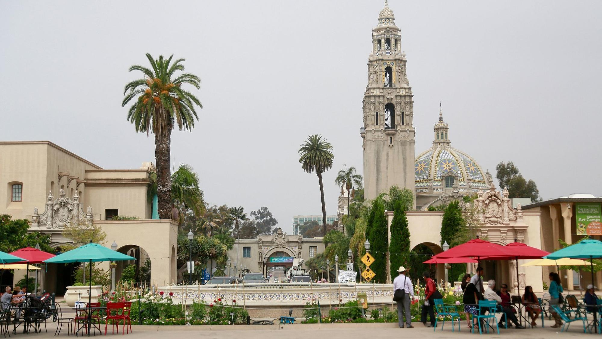The Plaza de Panama project is said to remove traffic from the historic heart of Balboa Park and increase parking while creating 6.3 acres of parkland, gardens and pedestrian fri