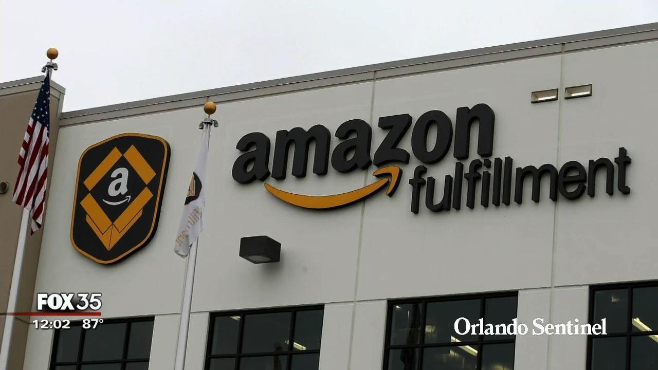 Amazon Starts Hiring For New Orlando Fulfillment Center   Orlando Sentinel