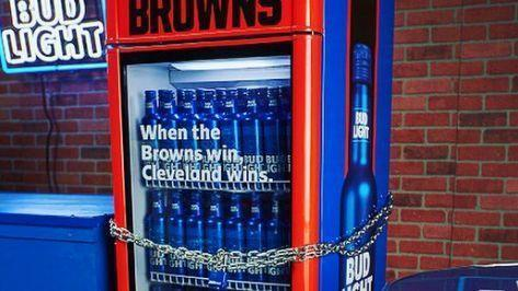 Image result for cleveland browns free beer