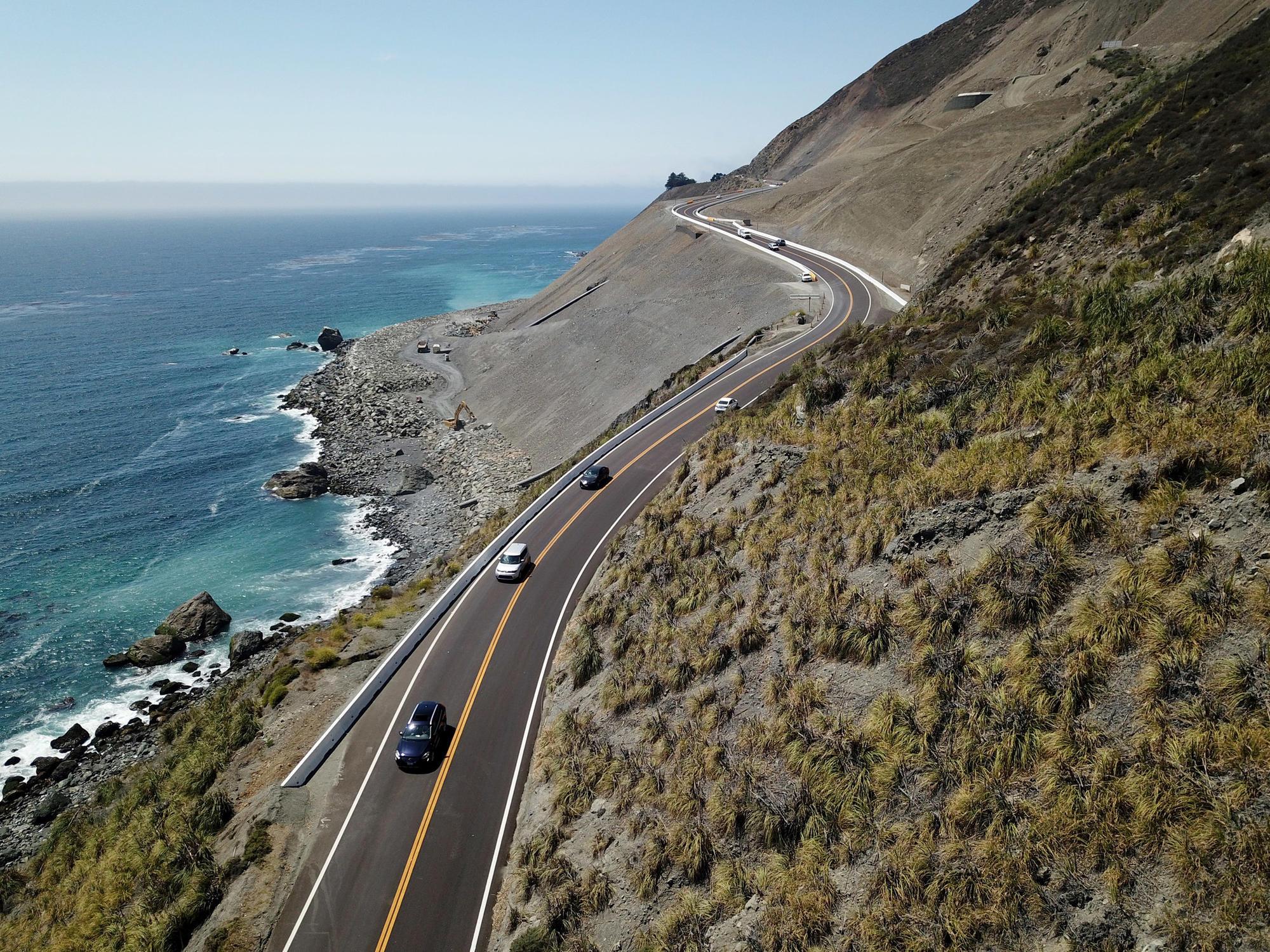 Big Sur reopens