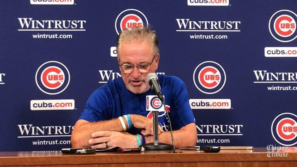 Ct-cubs-brewers-joe-maddon-anthony-rizzo-20180814