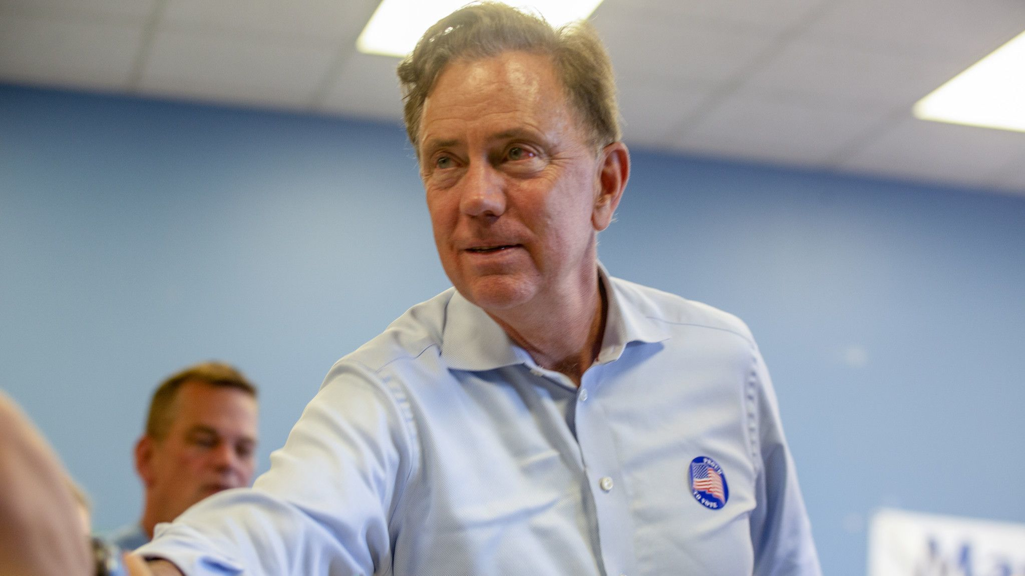 Ned Lamont Defeats Joe Ganim To Win Democratic Primary For Governor | Hartford Courant