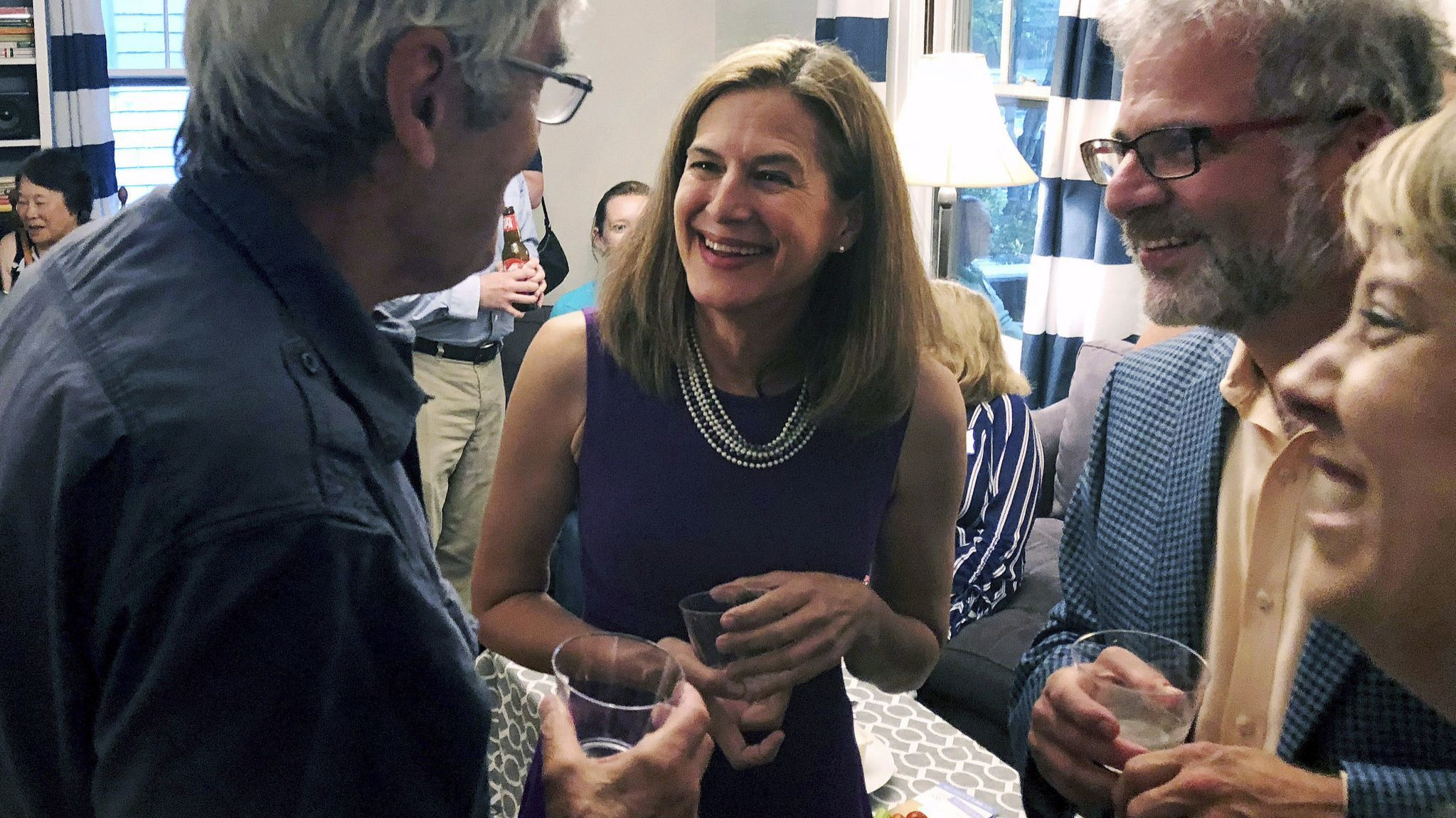 Susan Bysiewicz Defeats Eva Bermudez Zimmerman To Win Democratic Primary For Lieutenant Governor, Will Join Ticket With Ned Lamont | Hartford Courant