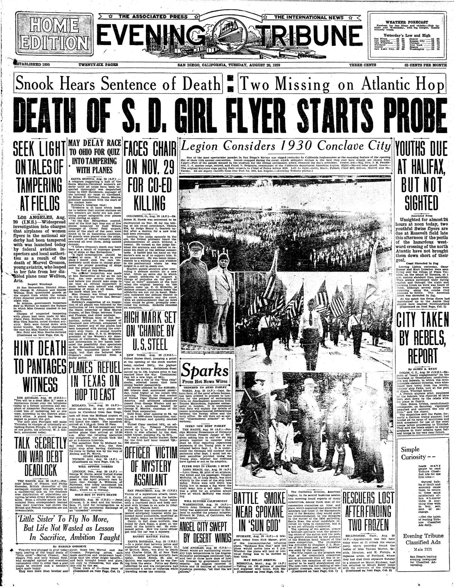 August 20, 1929