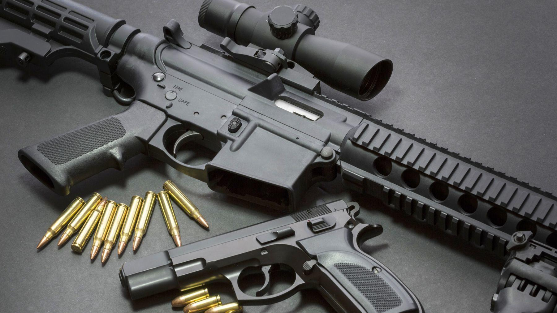 Gun Advocate Shares Views On California U0026 39 S Ownership Laws