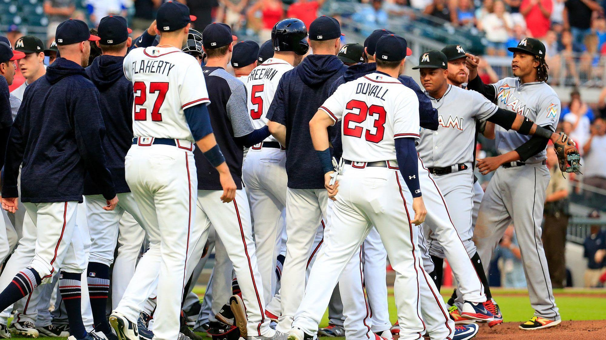 Image result for acuna braves