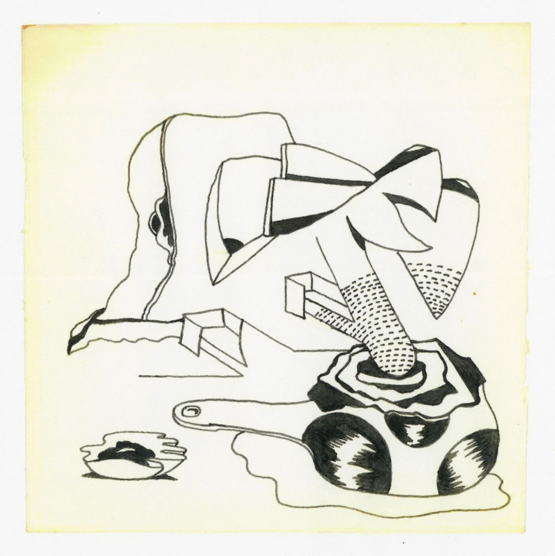 Philip Rich Drawings
