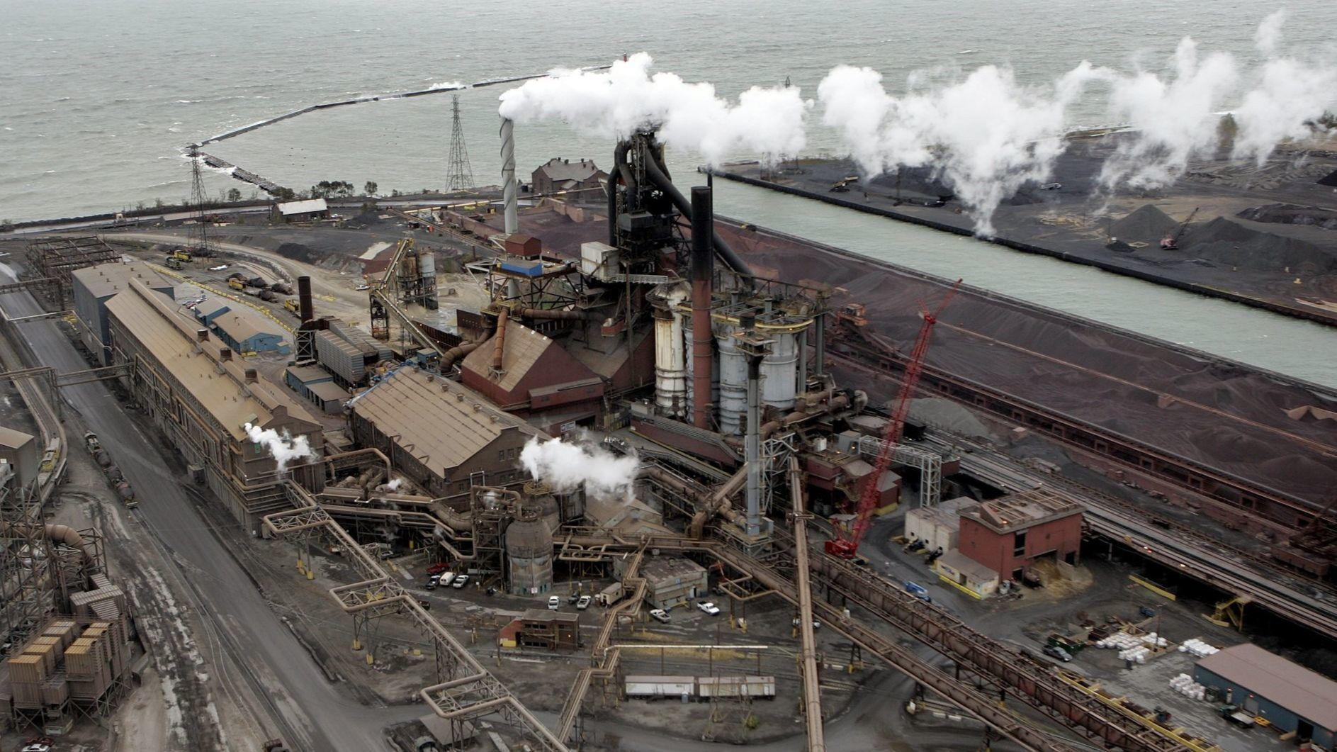 U.S. Steel to invest $750 million to revitalize flagship Gary plant in wake of Trump tariffs
