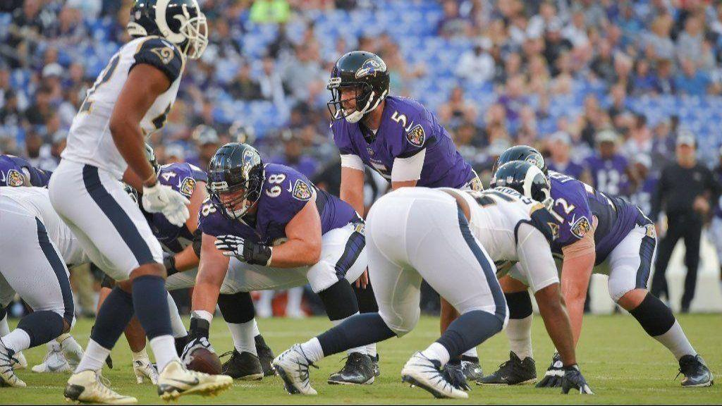 Bs-sp-ravens-notes-team-being-cautious-with-joe-flacco20180816