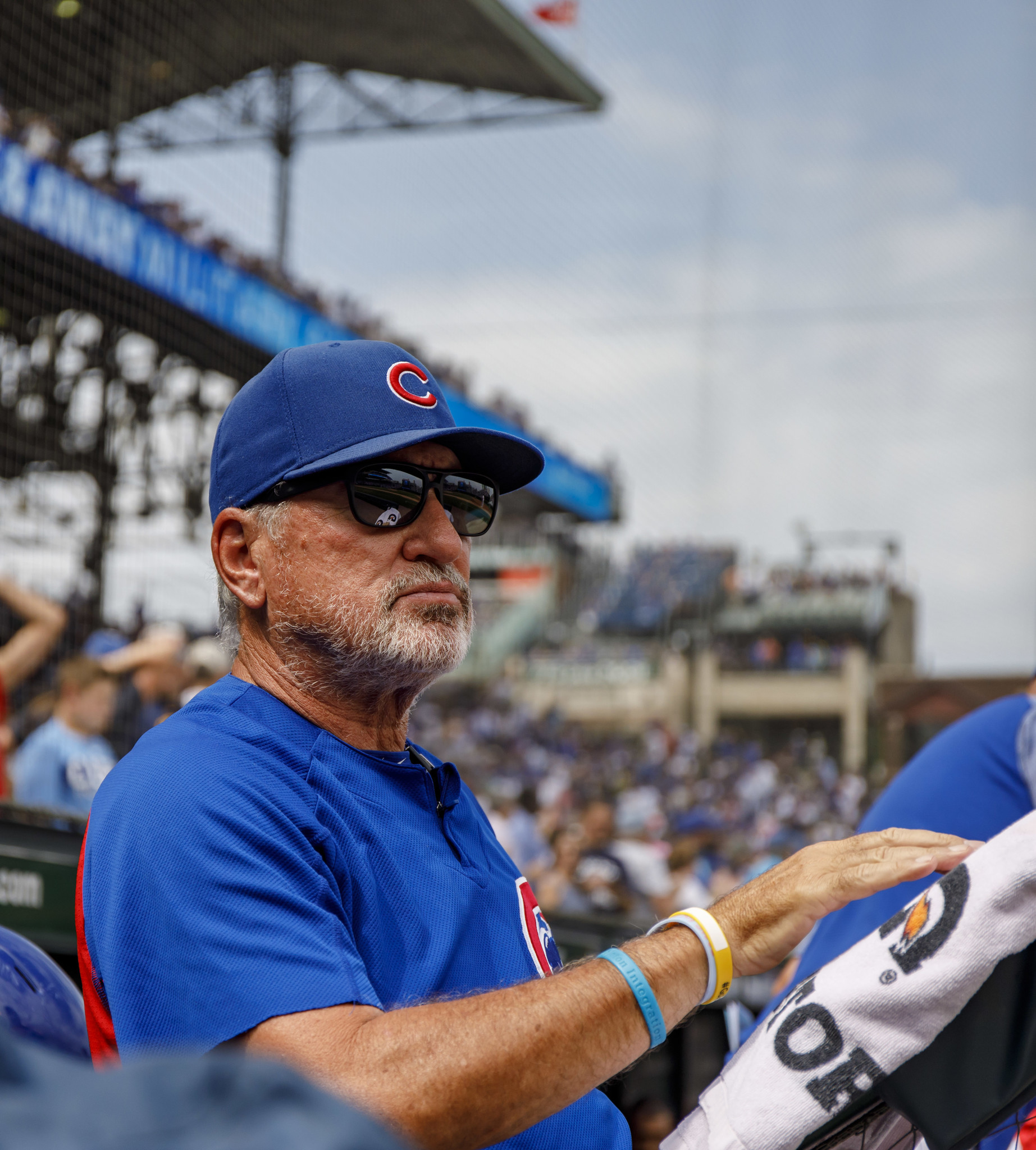 Joe Maddon moves out of beloved RV as Cubs embark on their long journey