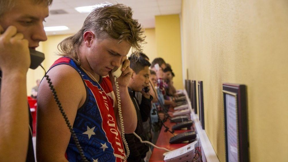 Marine Recruit Whose Mullet Haircut Went Viral Graduates Boot Camp