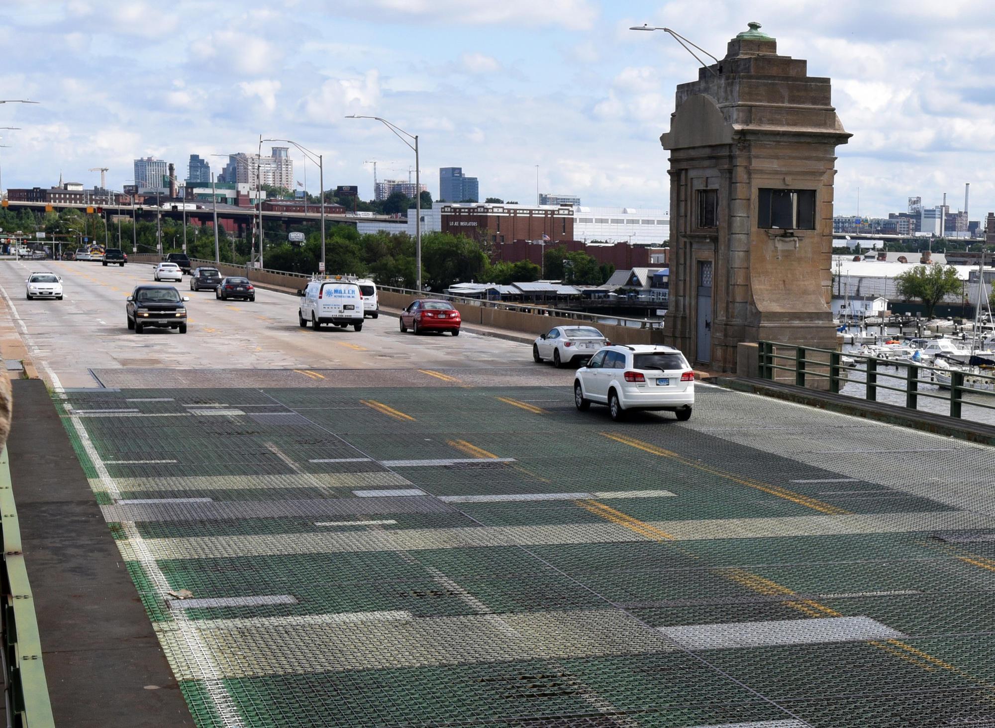 Hanover Street Bridge closed for repairs