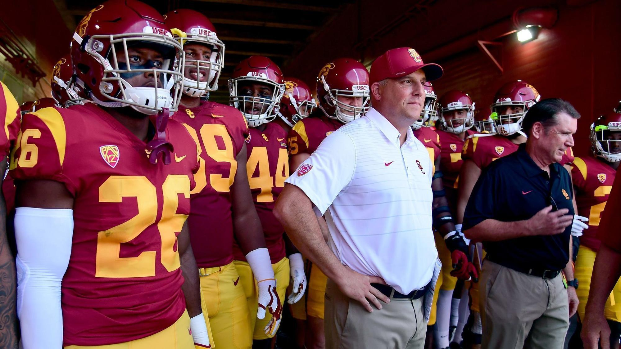 USC is No. 7 in 2018 preseason college football rankings