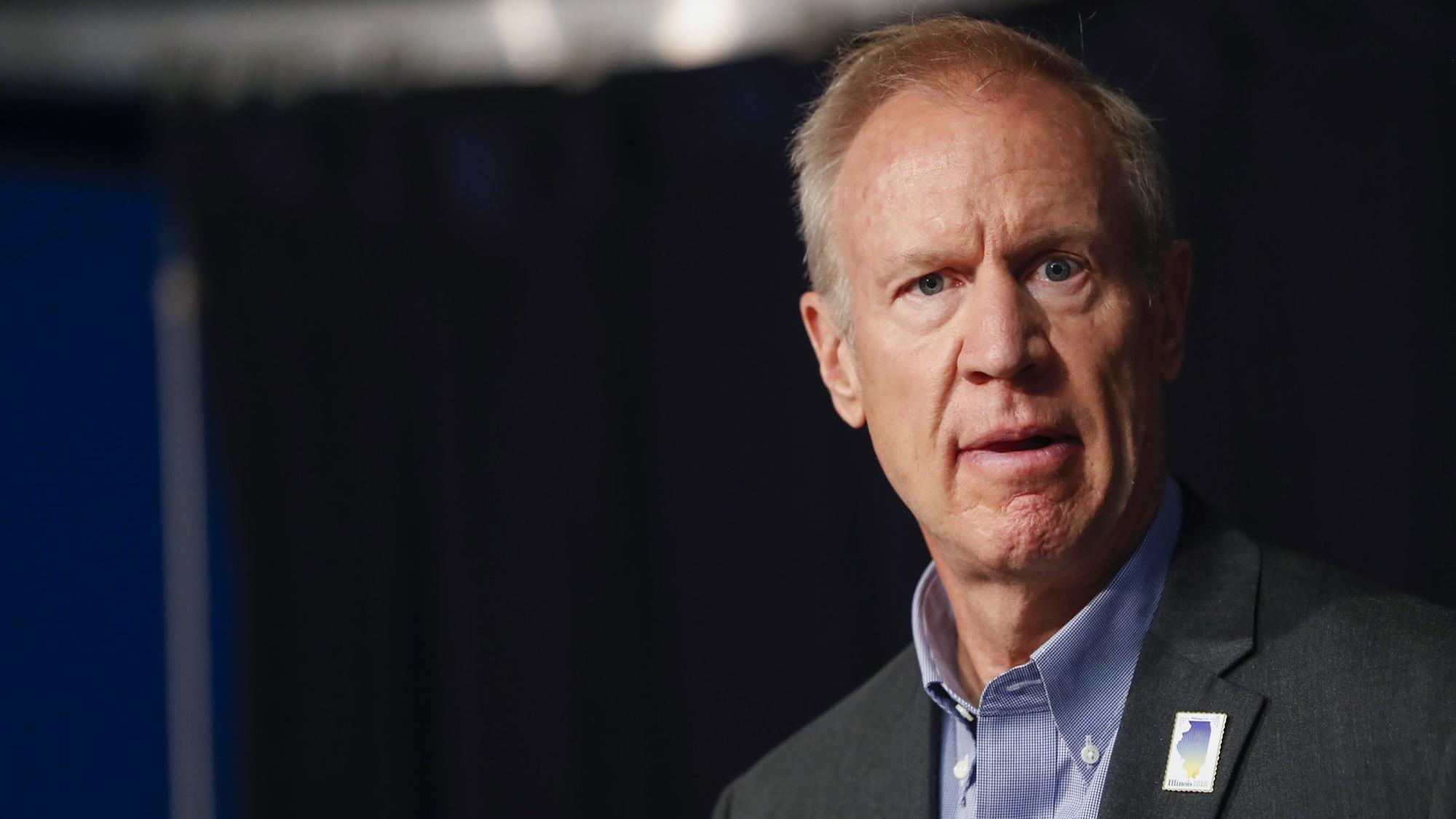 Gov. Bruce Rauner vetoes expanded benefits for paramedics, EMTs
