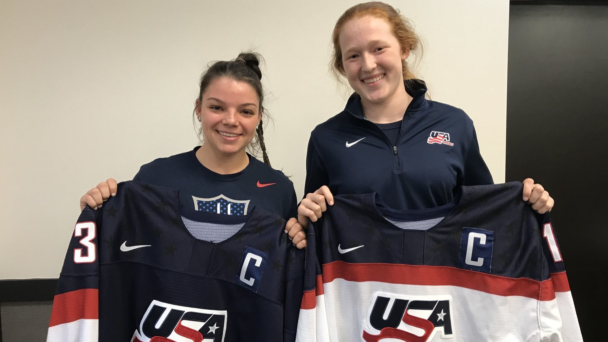 Cayla Barnes and Dominique Petrie help reaffirm the power of Southern California hockey