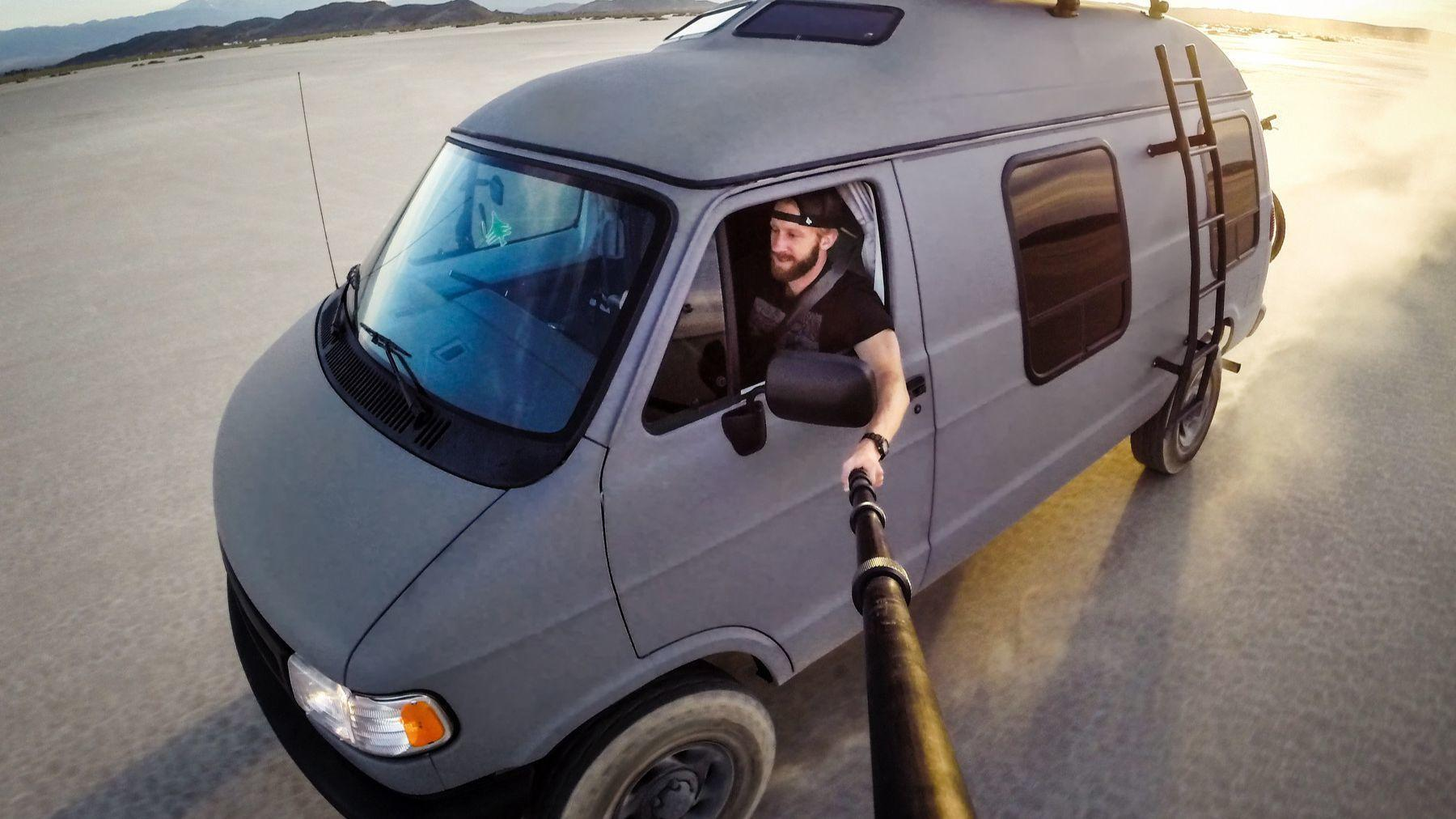 Ram van giveaway