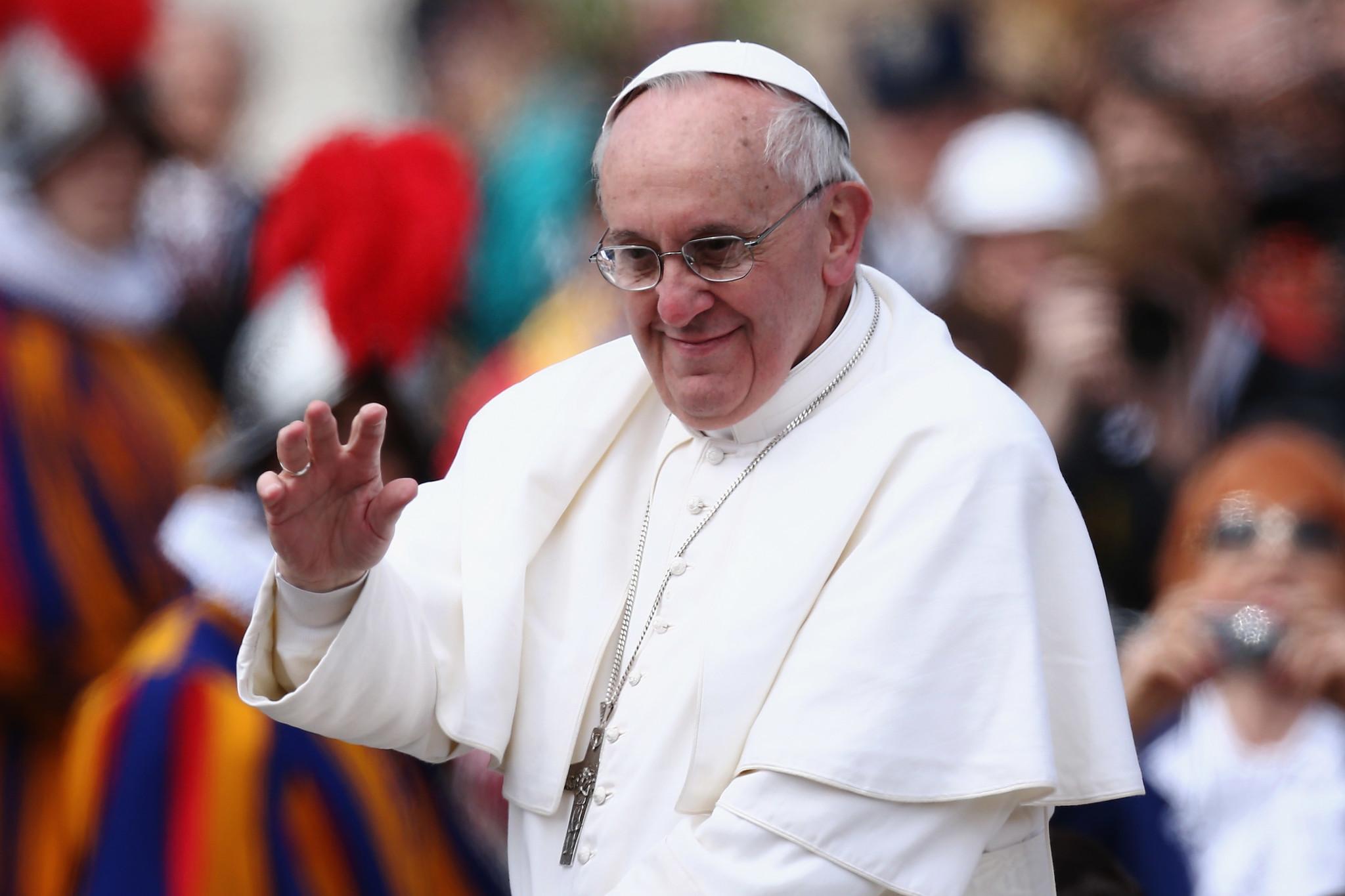 Ct Vatican Pope Meeting Ireland Francis Meets Abuse Survivors