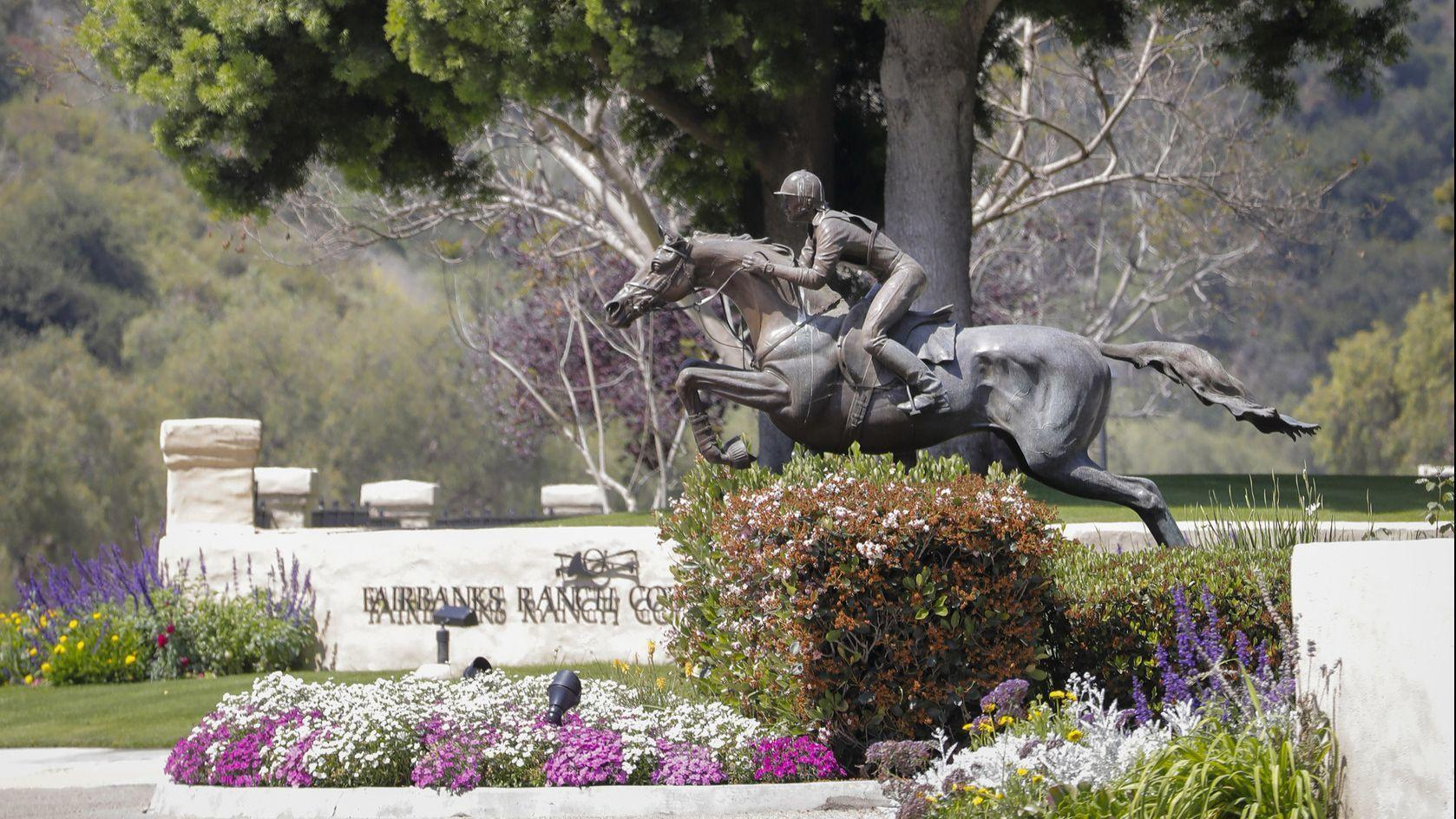 Lawsuit alleges widespread sexual harassment of workers at Fairbanks Ranch Country Club - The San Diego Union