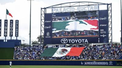 Las Grandes Ligas vuelven a México ¡con 6 equipos!