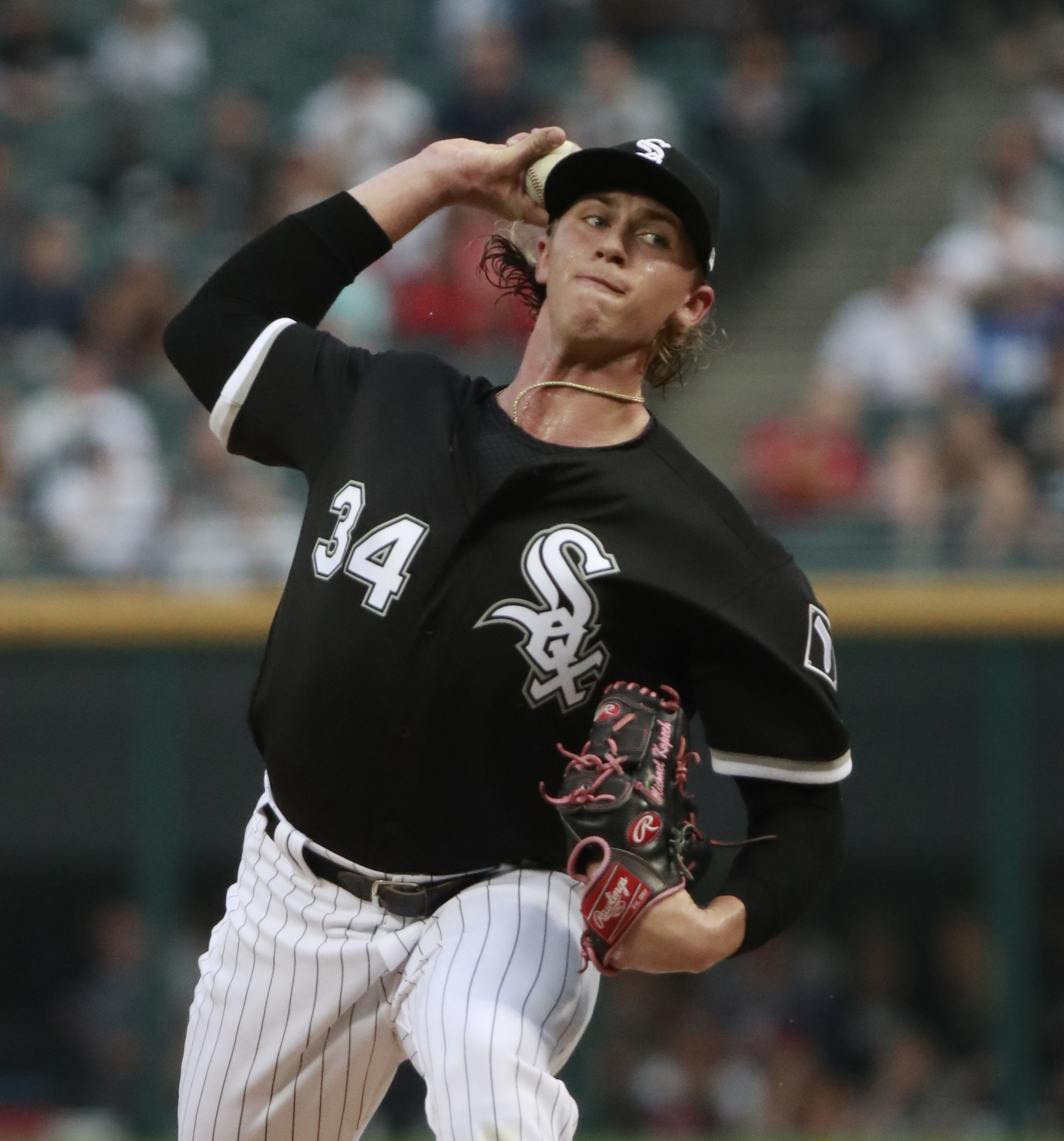 White Sox GM weighs in on Jerry Reinsdorf's patience level — 'It's not running out' — and Michael Kopech's season-ending injury — a 'kick in the gut'