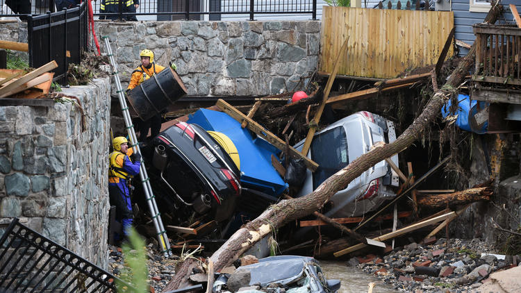 Photos: Aftermath of flooding in Ellicott City, surrounding areas