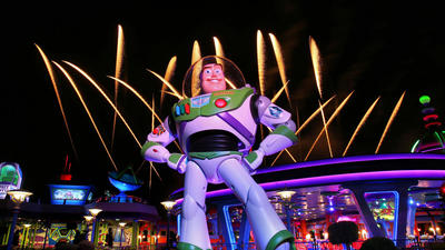 Disney to sell early morning starts to Toy Story Land