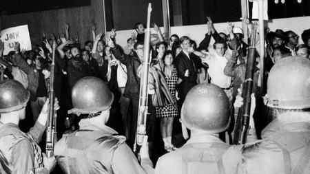Connecticut Had Significant Role In Tumultuous 1968 Democratic Convention Chicago