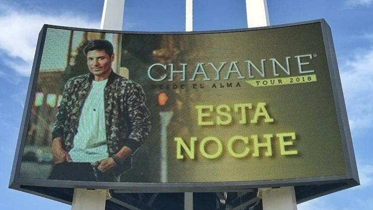 Chayanne llegó al Forum con su 'Desde el Alma Tour 2018'