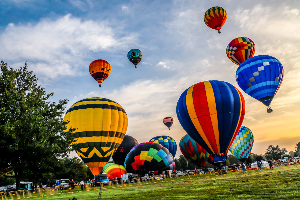 Pictures Plainville Hot Air Balloon Festival Ct Now